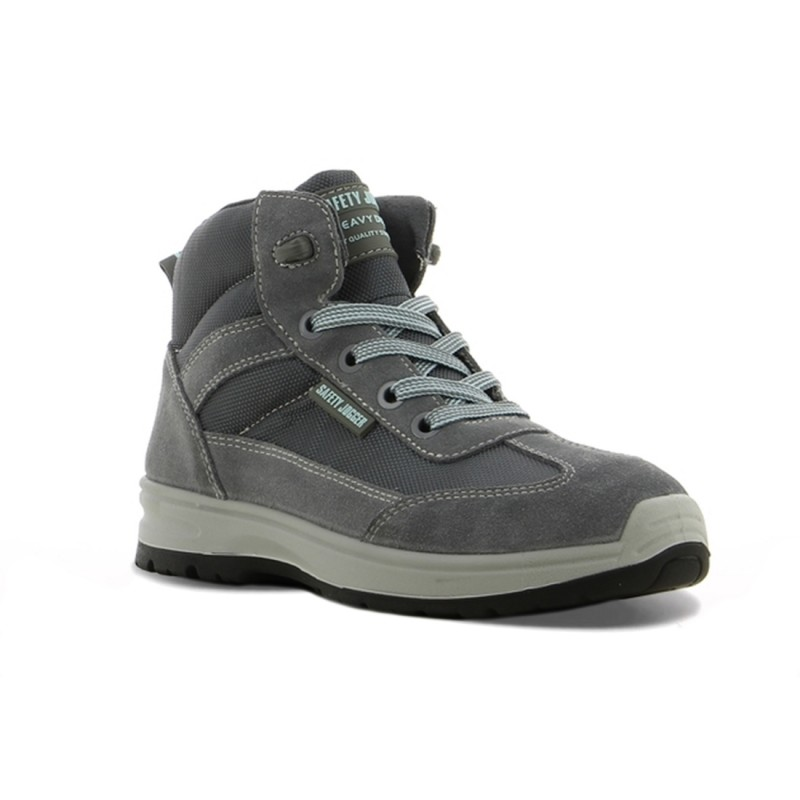 Botanic Lightweight Grey SRC S1P Safety Jogger Womens Safety Boots d7daeab11f