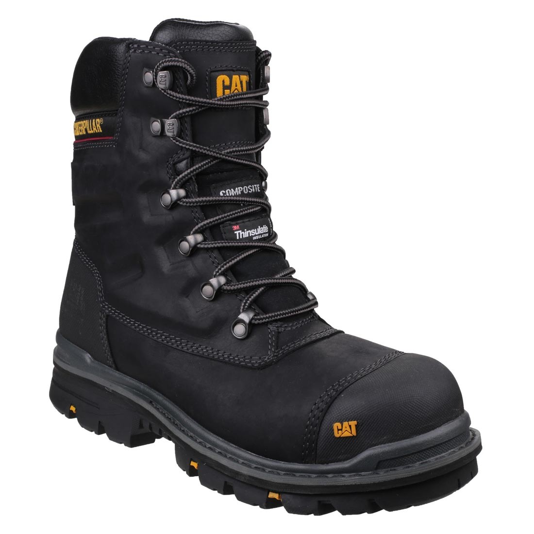 4e59a0fd917 CAT Safety Boots and Shoes Caterpillar Footwear from UK Safety Footwear