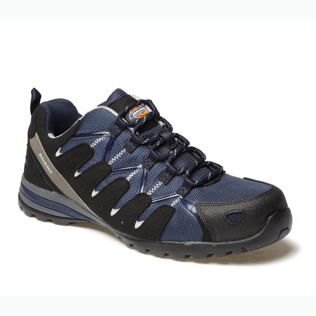 Dickies Tiber Lightweight Navy Blue Metal Free S3 Unisex Safety Trainers