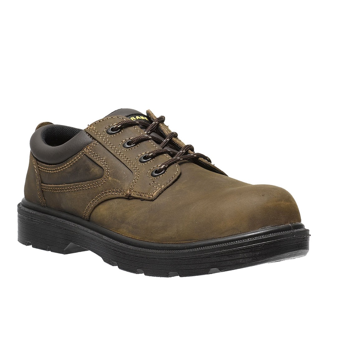 V12 Safety Boots >> Parade Safety Footwear Metal Free Brown Leather First Mens Safety Shoes