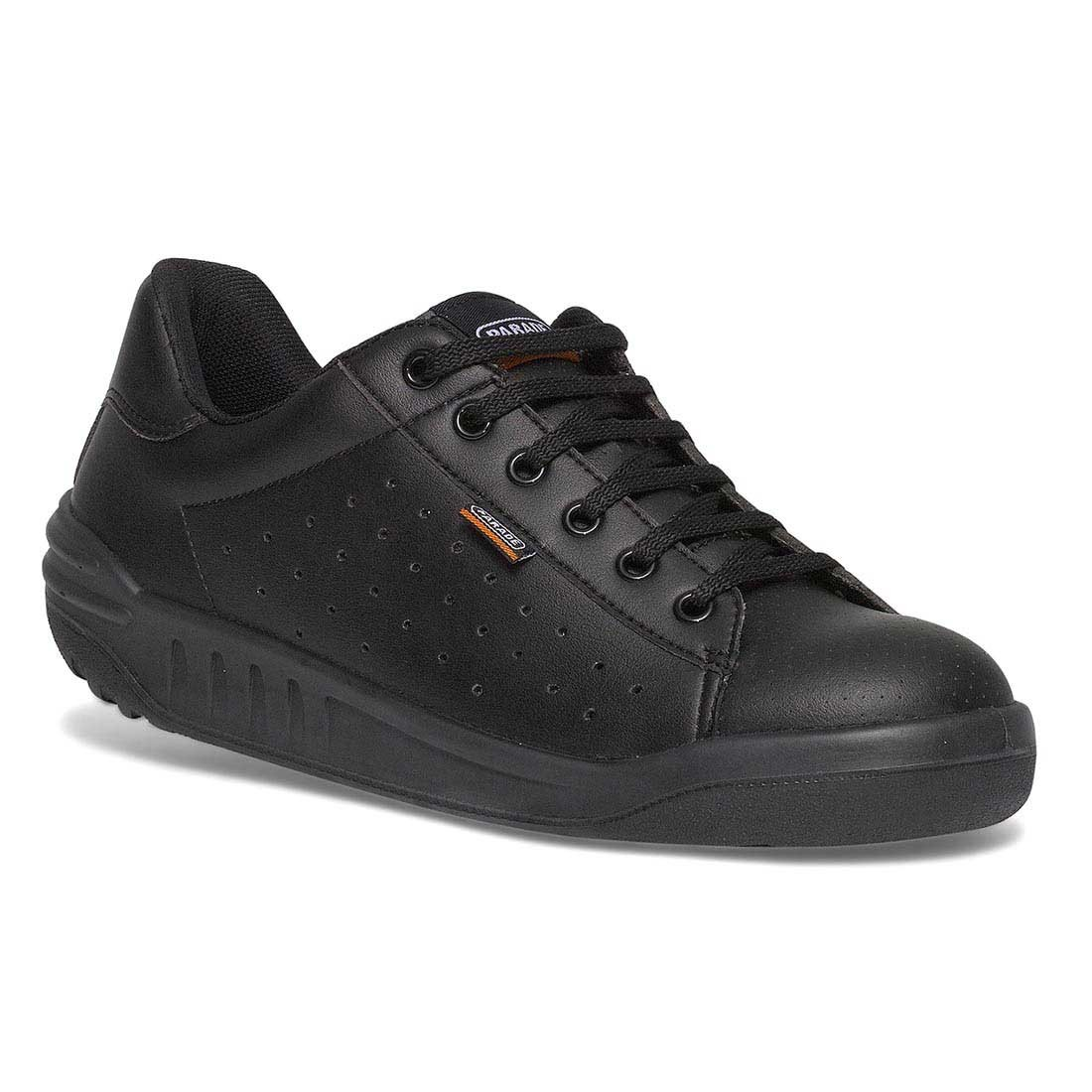 Parade Black Breathable Joppa Safety Trainer With Comfort