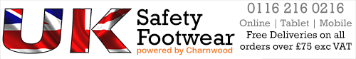 Work Boots and Safety Shoes from UK Safety Footwear